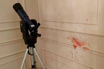 Резиденцию Атамбаева после двух штурмов спецназа показали на видео