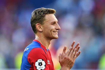 ЦСКА захотел за нападающего Чалова еще больше денег