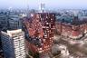 В списке финалистов WAF — целых четыре проекта, планируемые к реализации на территории России, в том числе комплекс RED7 — первая российская работа культового голландского архитектурного бюро MVRDV. Здание возведут на пересечении проспекта Академика Сахарова и Садового кольца.<br><br>Большие панорамные окна, террасы, огромный 15-метровый атриум и четыре этажа общественных пространств — вот что получат будущие жители дома. По замыслу архитекторов MVRDV, здание станет новой достопримечательностью Москвы. Ценник в RED7 недемократичный, но и не зверский, учитывая местоположение, — от 11,2 миллиона рублей за 28-метровую студию.