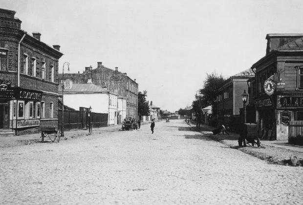 Конный переулок