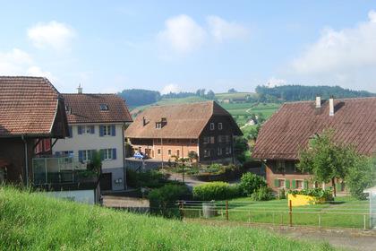 За жизнь в швейцарской деревне решили заплатить 100 тысяч рублей