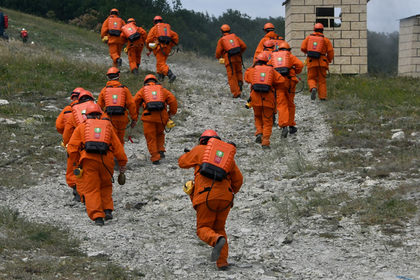 Российские студенты помогут тушить горящие леса