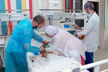 Избитой девочке из Ингушетии поставят протез вместо ампутированной руки