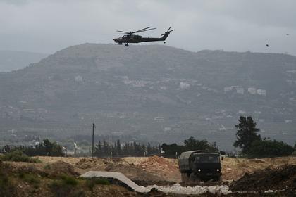ВСирии обстреляна русская  военная база: есть жертвы