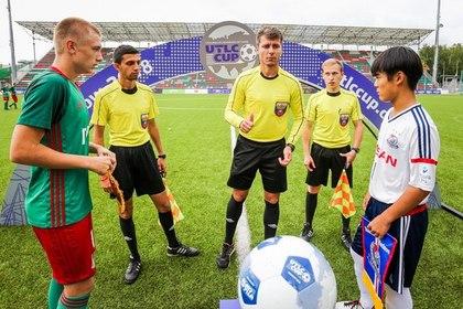 Юношеские команды «Барселоны» и «Интера» сыграют с «Локомотивом» и ЦСКА