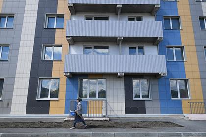 В России резко выросли продажи квартир