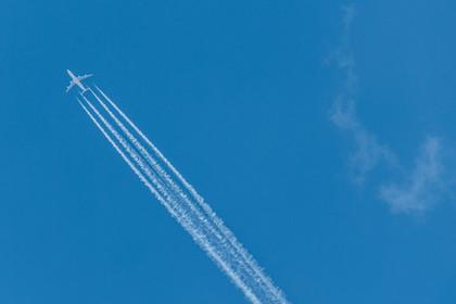 Раскрыта опасность глобального потепления для самолетов