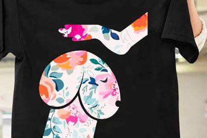 В безобидной футболке для любителей собак разглядели непристойность