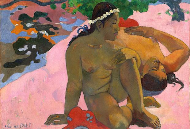 Анри Матисс, «Танец» (1910)