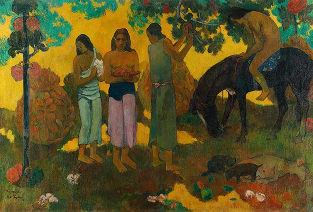 Альбер Марке, «Порт в Онфлере» (1911)