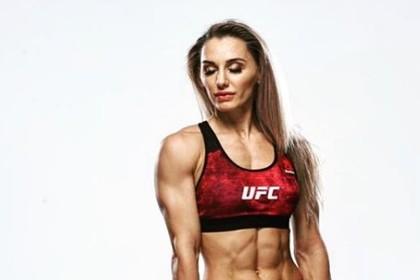 Россиянка из UFC рассказала о непристойных фотографиях от фанатов