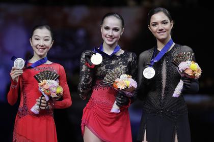 Олимпийский чемпион признал преимущество Загитовой над Медведевой