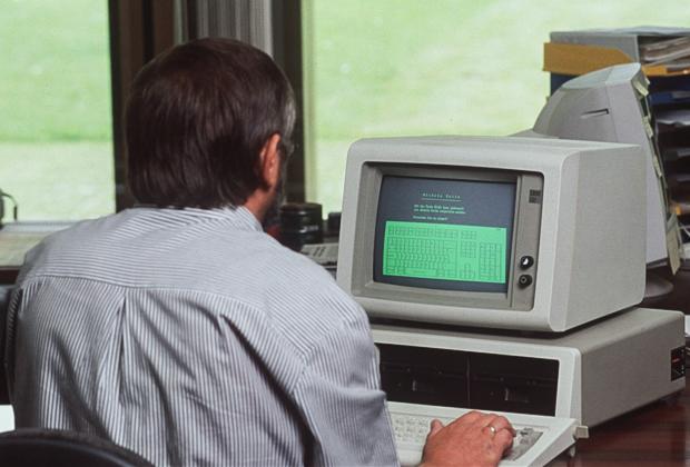 IBM 5150, 1981 год