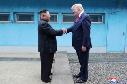 Ким Чен Ын «немного извинился» перед Трампом
