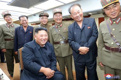 Ким Чен Ын провел испытания «нового оружия»