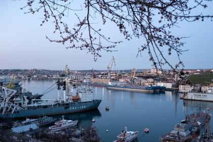 На Украине обыскали танкер из-за посещения Крыма
