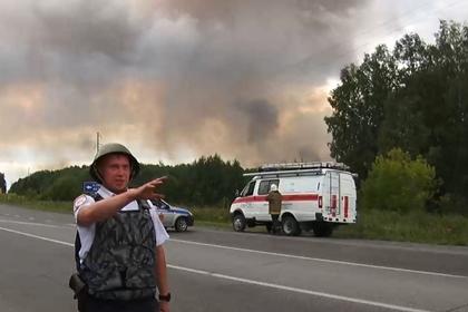 Дважды переживших взрывы на военном складе жителей предупредили о новых взрывах