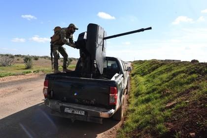 Военные погибли после атак боевиков в Сирии