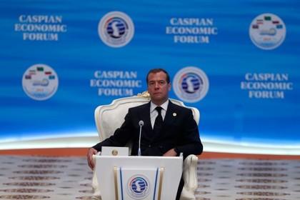 Россия ратифицирует конвенцию о правовом статусе Каспия