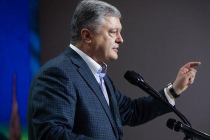 Суд разрешил допрос Порошенко наполиграфе