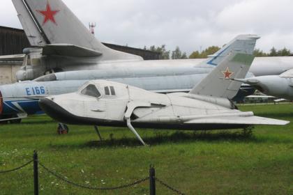 МиГ-105.11 в авиамузее в Монино