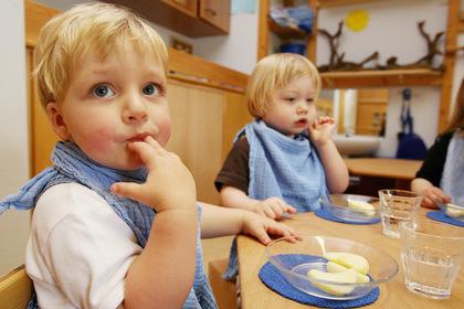Российских детей уличили в слишком сладкой жизни