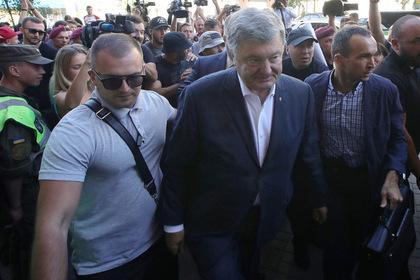 Порошенко заподозрил ГБР в работе на своего главного обвинителя