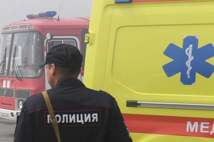 Россиянин при попытке самосожжения поджег полицейского
