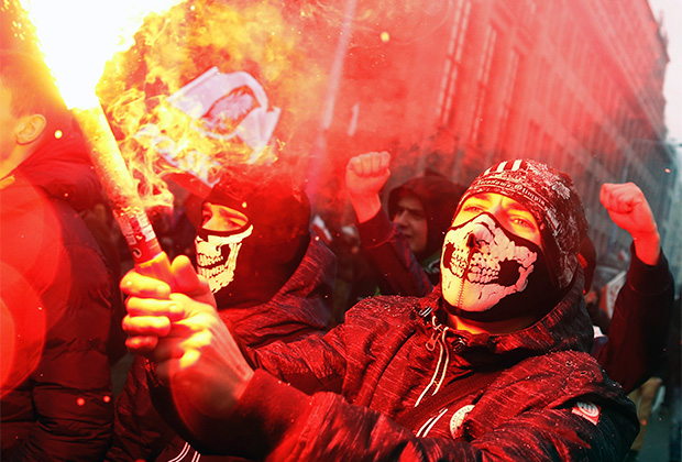 Настоящие правые экстремисты — все еще редкое маргинальное явление