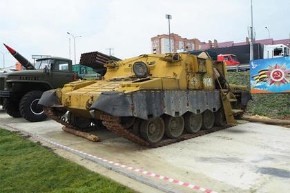 Нашелся «танк ядерного апокалипсиса»