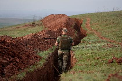 Перемирие в Донбассе назвали геноцидом