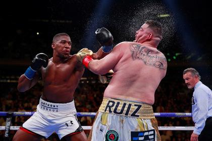 Второй бой Руиса и Джошуа официально подтвердили