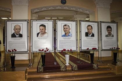 Погибших при взрыве на полигоне под Северодвинском наградили орденами Мужества