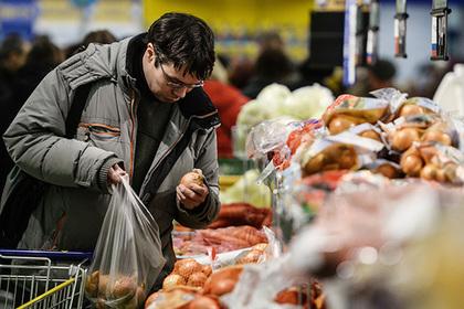 Уменьшение упаковок с продуктами сочли обманом россиян