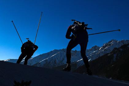 Подсчитаны траты на российских биатлонистов