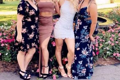 Подружек невесты высмеяли за неподобающие наряды