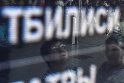 В России указали на невозможность возобновить полеты в Грузию