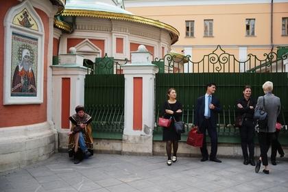Россиянин с ножом-бабочкой атаковал Казанский собор на Красной площади