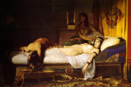 Раскрыта двухтысячелетняя тайна Клеопатры
