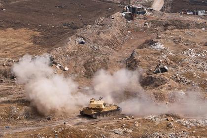 Turkey plenyen Larisi sou viktwa nan lame a moun lavil Aram