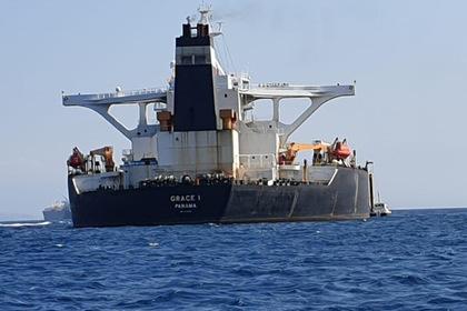 Британия отпустила захваченный иранский танкер