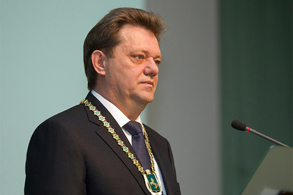 Российский мэр похвастался дорогой плиткой
