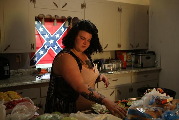 20 апреля 2019 года. На кухне готовится угощение для гостей по случаю дня рождения Гитлера.