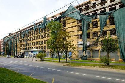 Апарт-комплекс Loft Park (состояние на 2016 год)