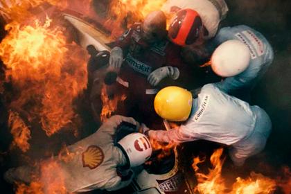 Россиянин побывал на самой опасной гоночной трассе мира