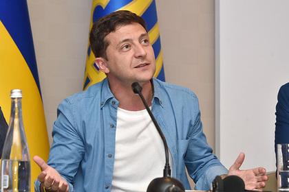 Зеленский выполнил обещание выйти из бизнеса