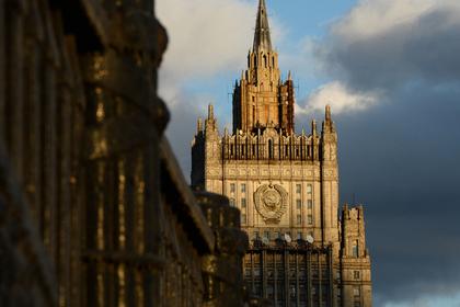 Россия решила выслать украинского дипломата