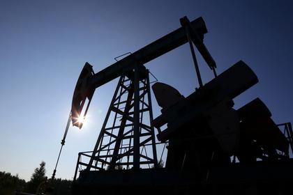 Нефть взлетела из-за США