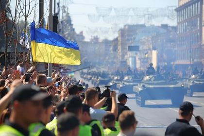 В Киеве прояснили судьбу военного парада в День независимости