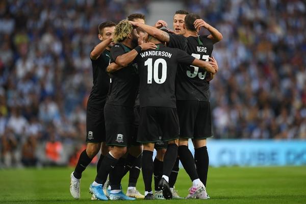 «Краснодар» выбил «Порту» из Лиги чемпионов